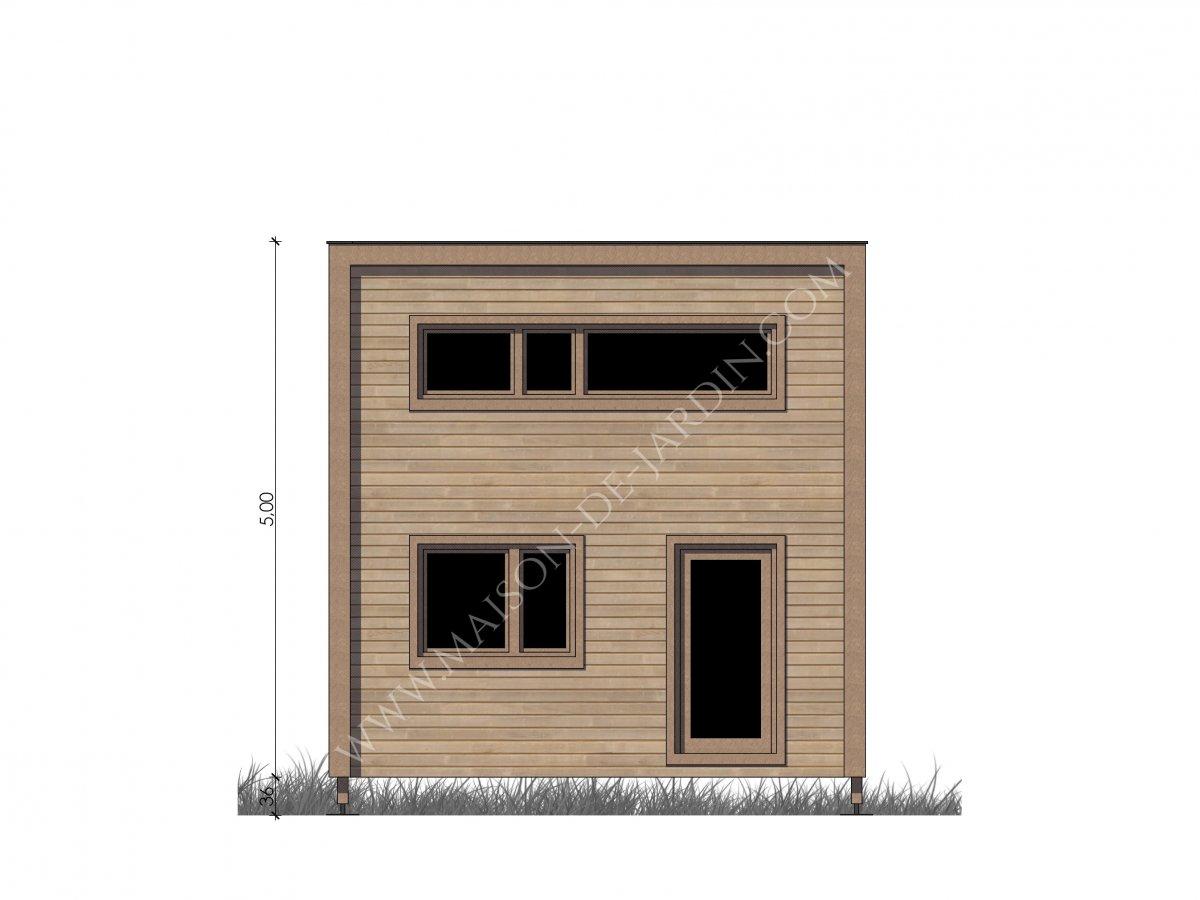 maison de jardin bordeaux en bois en kit. Black Bedroom Furniture Sets. Home Design Ideas
