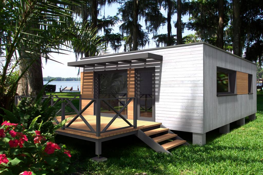 Habitats modulaires - Construction maison modulaire prix ...