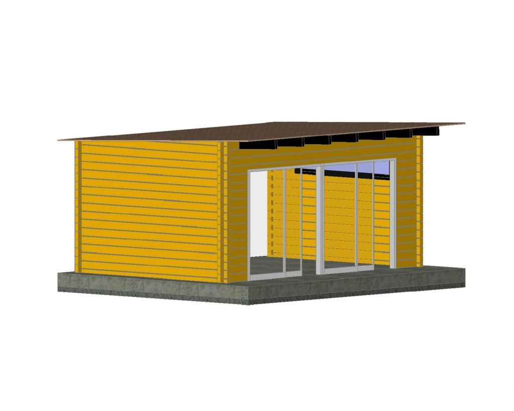 bureaux de jardin sans permis de construire. Black Bedroom Furniture Sets. Home Design Ideas