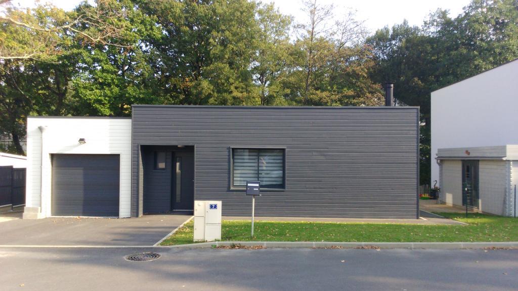 maison ossature bois construction maison bois contemporaine sur vide sa en bois en kit