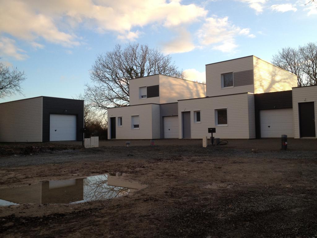 Maison ossature bois rh ne 69 trois maisons b for Aide construction maison