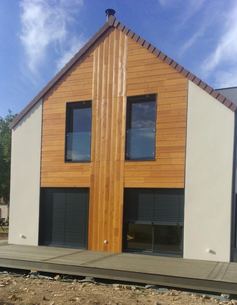 Agrandir sa maison en ossature bois zv23 jornalagora for Agrandir sa maison en bois