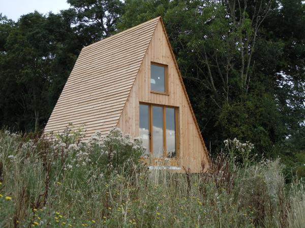 Kit Chalet Habitable De Loisirs Rhododendron 21 60 M Madriers 44 Mm together with Tipi furthermore Tarif Maison Bois Moderne 4 Chambres in addition Tag Plan De Chalet En Kit as well Chalet En Bois Rond En Kit. on chalet bois habitable