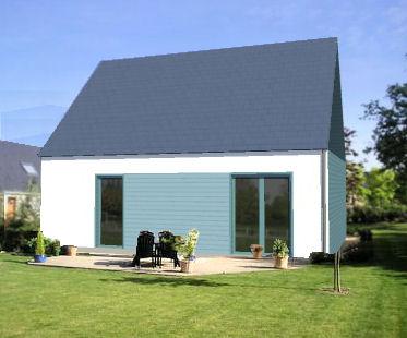 Photo maison ossature bois optimale 5 for Constructeur maison bois prix m2