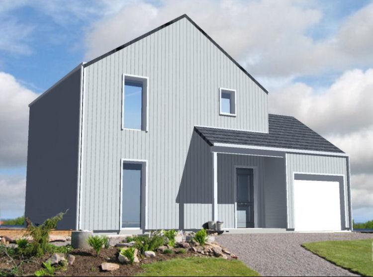 Construction maison ossature bois maison bois optimale 4 for Construction maison ossature bois prix