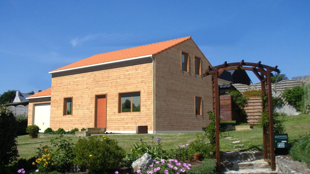Construction maison bois en savoie maison passive optimale 8 for Maison passive ossature bois prix