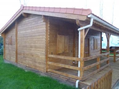 Photo de 48 m² +une terrasse de 16 m²