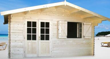 abri de jardin lyon 20m chalet jardin en bois en kit sans permis de construire. Black Bedroom Furniture Sets. Home Design Ideas