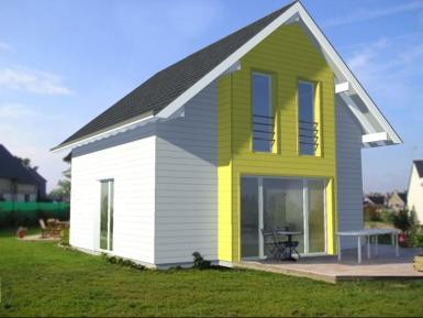 Photo Maison en bois et modularité selon sa région d'imp