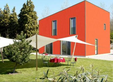 Photo Maison ossature bois primo-accédant