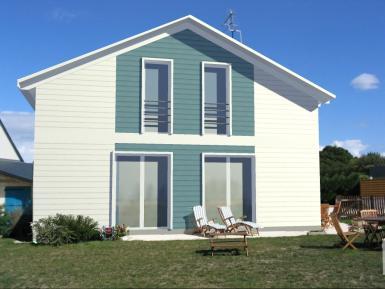 Photo Maisons à ossature bois en Région Rhône-Alpes-Auve