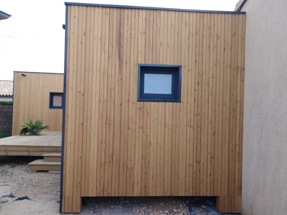 Photo Module Yvelines de 49 m² dans la Drôme