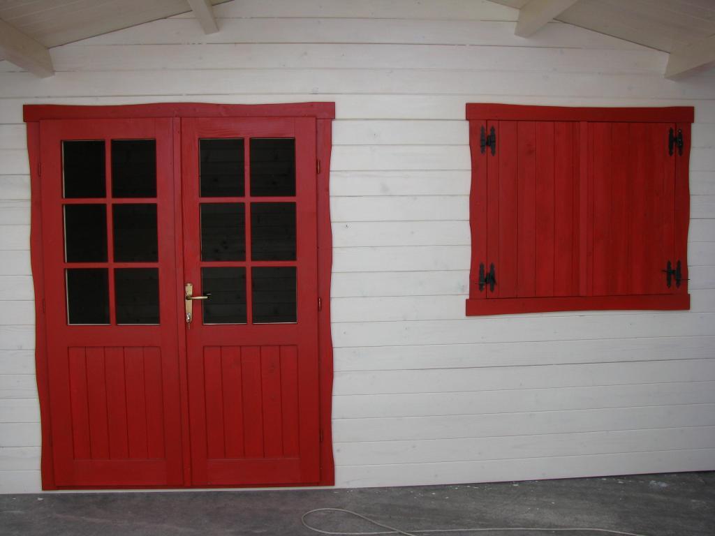 Maison de jardin avec ossature bois chamb ry 25m 25 m for Cle chambery