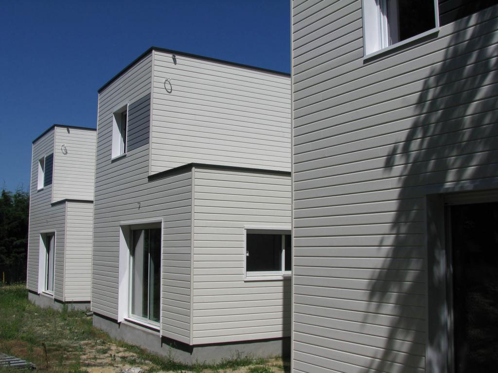Photo suppl mentaire maison ossature bois rh ne 69 trois for Construction maison bois 56