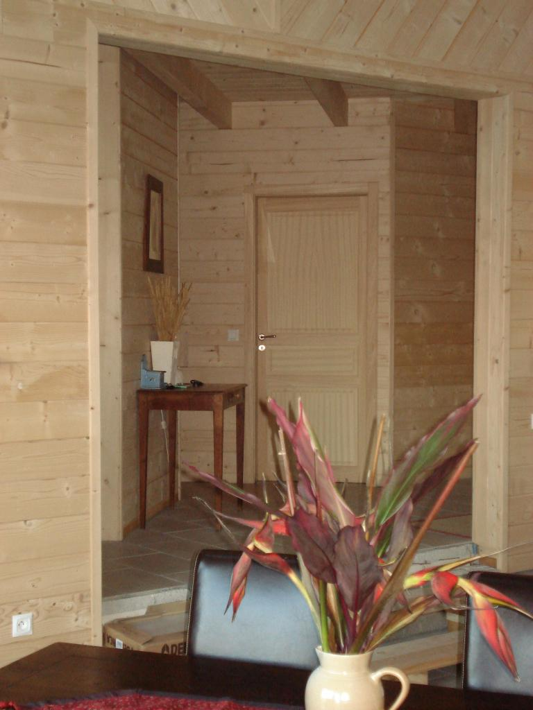 Photo suppl mentaire maison ossature bois maison bois 77 for Constructeur maison bois 77