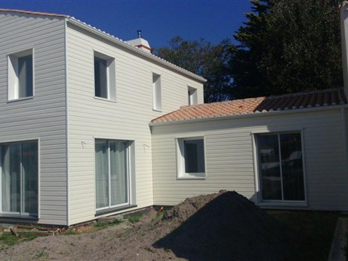 Maison Bois Vendee - maison bois 85 vendee
