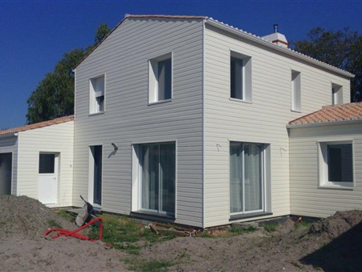 maison bois 85 vendee