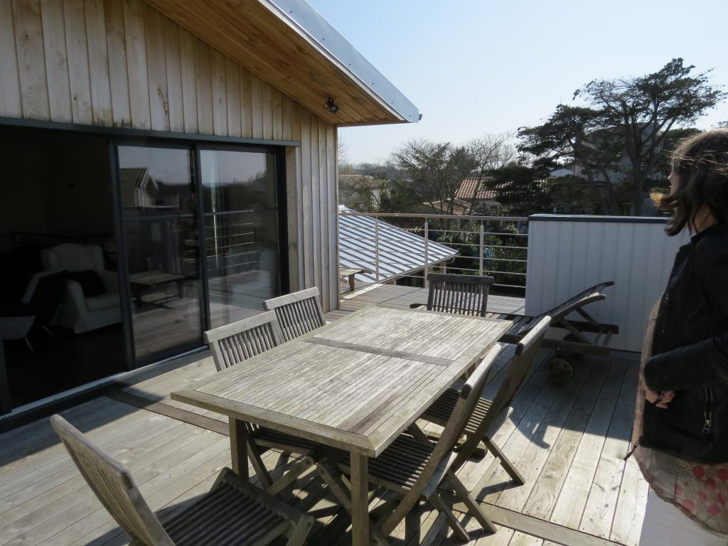 Maison de la cote atlantique affordable waouh cette maison de vacances en grce with maison de - Maison de la cote atlantique ...