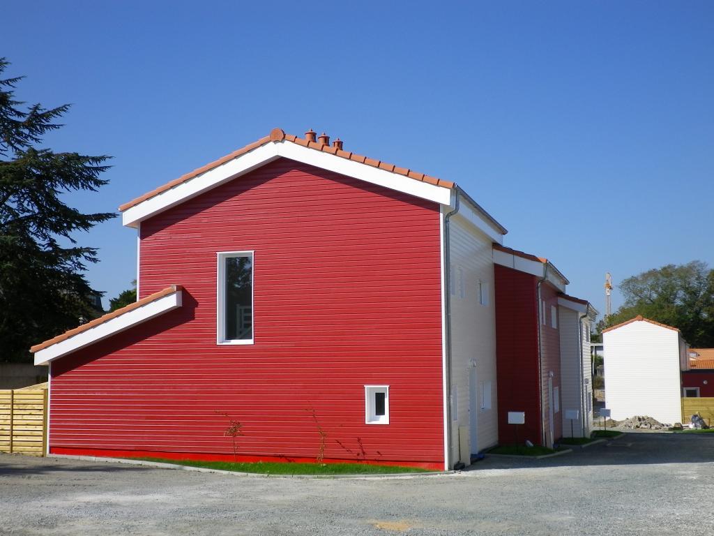 Photo suppl mentaire maison ossature bois maison bois ile for Kit ossature bois