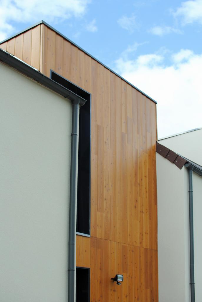 photo suppl mentaire maison ossature bois maison ossature bois design paris yvelines 78. Black Bedroom Furniture Sets. Home Design Ideas