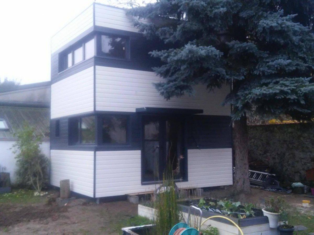 Studio de jardin de 37m sans permis de construire essonne for Entretien jardin essonne