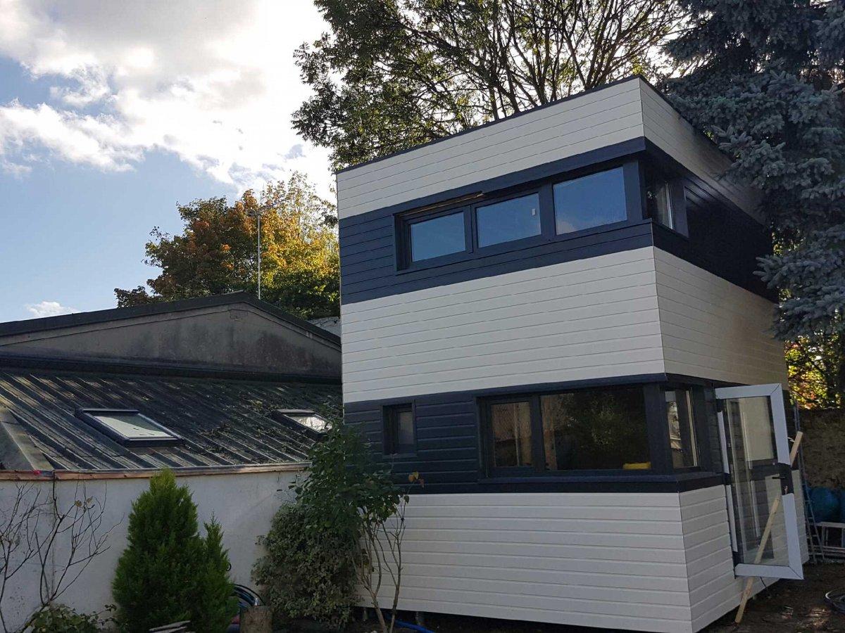 Studio De Jardin De 37m Sans Permis De Construire Essonne