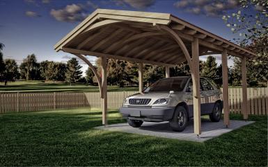 abris de voiture sans permis de construire. Black Bedroom Furniture Sets. Home Design Ideas