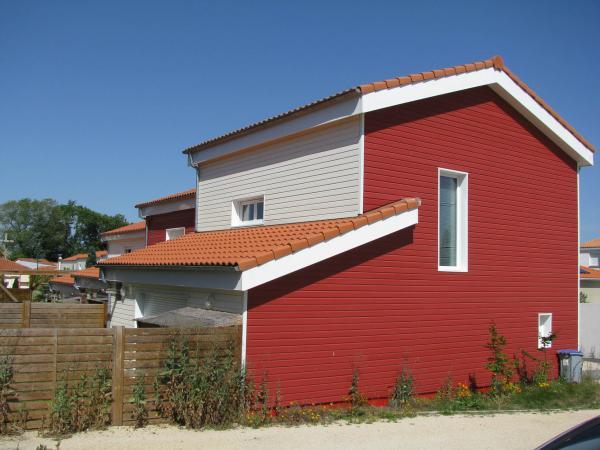 Maison ossature bois for Construction de maison bois