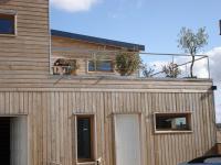 Maison ossature bois Construction bois locaux professionnels, Seine et