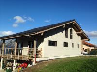 Maison ossature bois Rhône Alpes