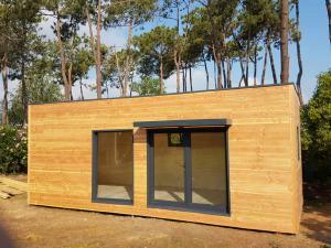 Photo Maison Bois Corse. Studio de jardin