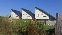Maison ossature bois construite à Nantes en Loire-Atlantique