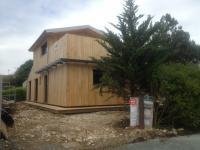 Maison ossature bois Maison bois côte Atlantique