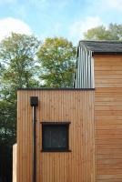 Maison ossature bois design à Paris, Seine et Marne