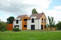 Maison ossature bois Maison ossature bois design à Paris, Yvelines 78