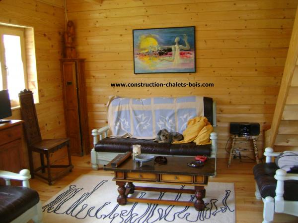 photo chalets en kit en bois du slider 12